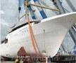 Chinga circulara ridicare 30 tone 1,5 metri